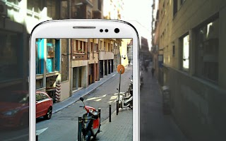 Screenshot of HDR Camera
