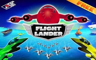 Screenshot of Flight Lander