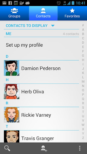 玩工具App Contacts Generator免費 APP試玩