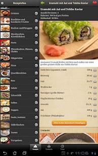 Rezeptefan - screenshot thumbnail