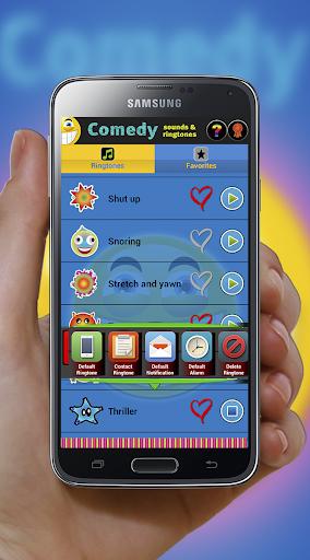 【免費娛樂App】搞笑鈴聲-APP點子