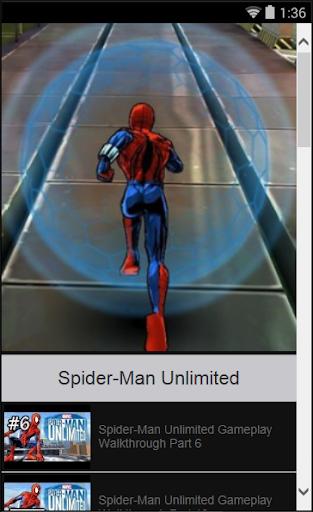 【免費娛樂App】Spider M Unlimit Tips & Tricks-APP點子