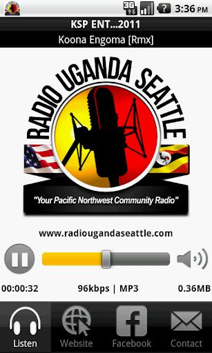 Radio Uganda Seattle