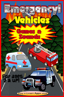 Ambulance Games For Toddlers