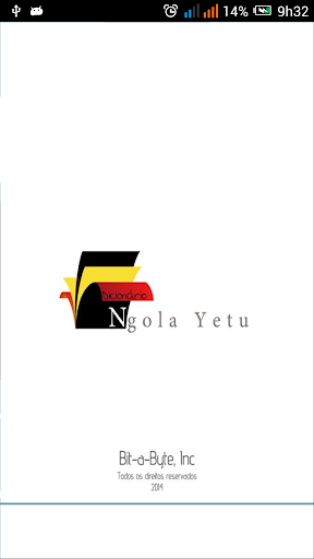 Dicionário Ngola Yetu