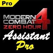 Modern Combat 4 Assistant Pro