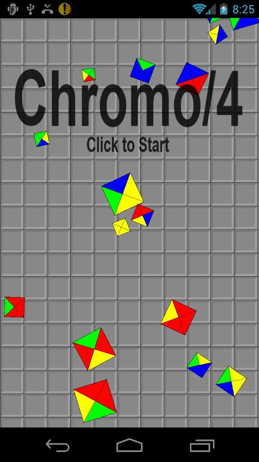 Chromo/4 - screenshot