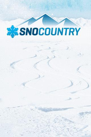 SnoCountry Ski & Snow Reports - screenshot