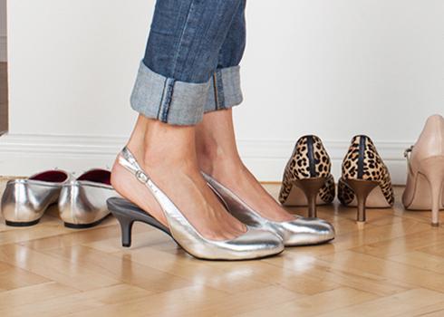 2 inch heel