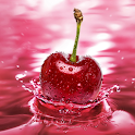 Cherry Fruit Wallpapers logo
