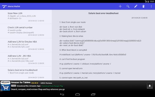 Memo Wallet: Quick Memo Notes 生產應用 App-癮科技App