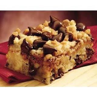 Chocolate Chip Toffee Bars.