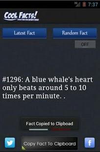 Cool Facts Official - screenshot thumbnail