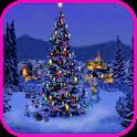 Christmas Tree Wallpaper HD icon