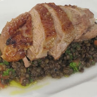 Poached Rump of Veal Recipe