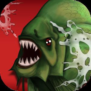 The Piranha's Evolution 冒險 App LOGO-APP試玩