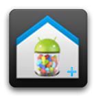 Jelly Bean Launcher + icon