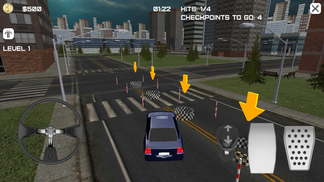 Precision Driving 3D 2- screenshot