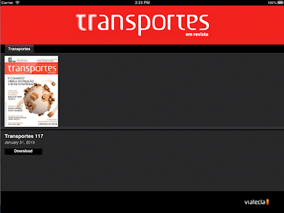 Transportes em Revista- screenshot thumbnail