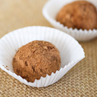 Nutella Kahlua Truffles