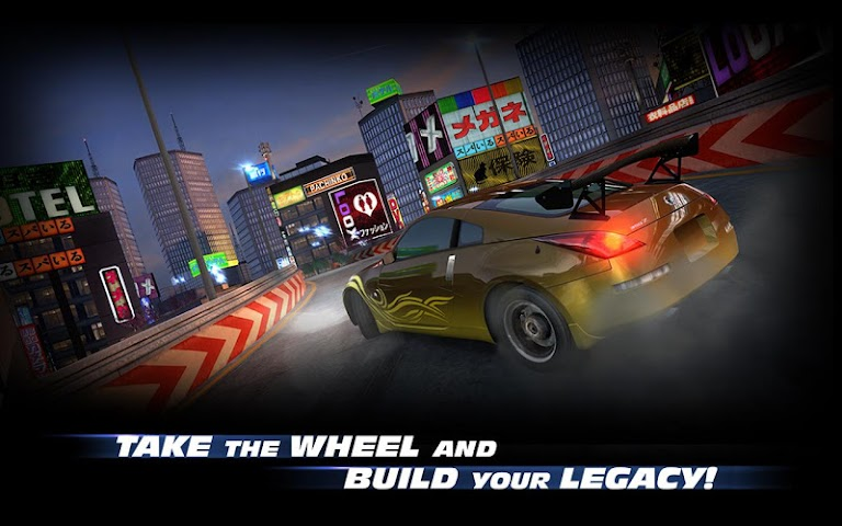 android Fast & Furious: Legacy Screenshot 2