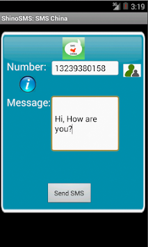 Download Free China SMS APK latest version app for android