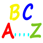 Learn Alphabet A-Z