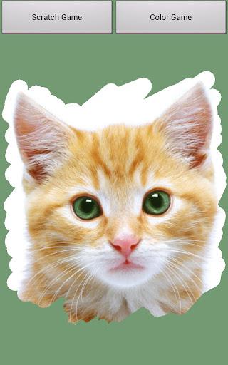 Pet Animals Scratch Game Free