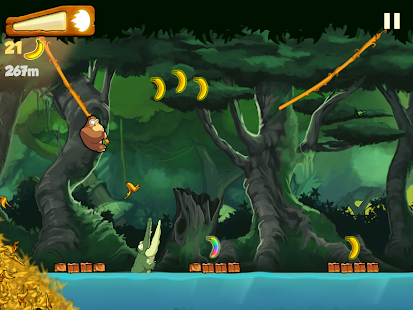Banana Kong - screenshot thumbnail