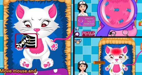我的小寵物獸醫博士遊戲 教育 App-愛順發玩APP