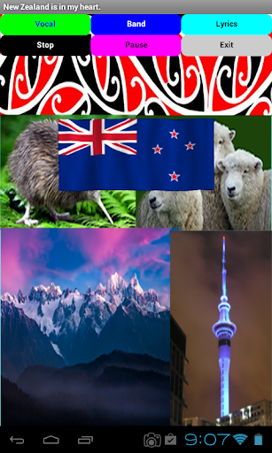New Zealand's Anthem