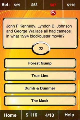 FunBlast! Trivia Quiz Lite- screenshot