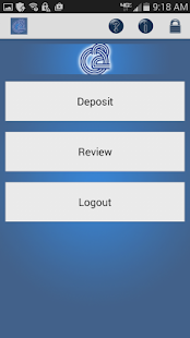 O2 Mobile Deposit- screenshot thumbnail