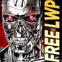 Cyborg Live Wallpaper FREE logo