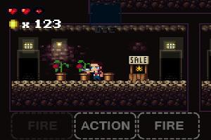 Screenshot of Hero of the Arena