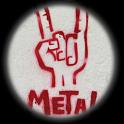 Heavy Metal Clock icon