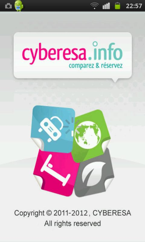 CYBERESA TUNISIA - screenshot