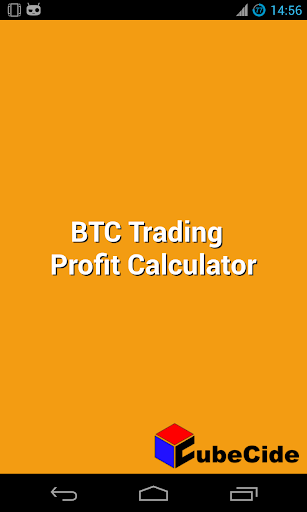 BTC Trading Profit Calculator