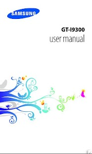Samsung Galaxy S3 Manual - screenshot thumbnail
