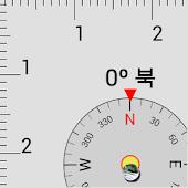 도구상자(눈금자, 수평계, 나침반, 고도계...)