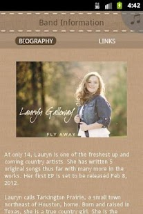 Lauryn Galloway - screenshot thumbnail