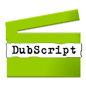 DubScript Screenplay Writer