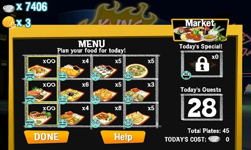 Order Up!! To Go - screenshot thumbnail