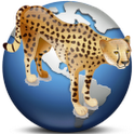 Cheetah Browser HD FREE icon