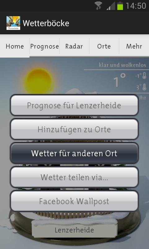 Wetterböcke HD - screenshot
