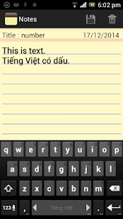 Classic Notes - Notepad- screenshot thumbnail