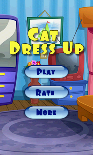 Cat Dress Up