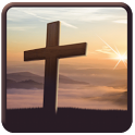 Sunrise Cross LWP icon