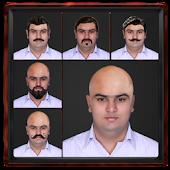 Yüz Saç Changer Erkek-Kadın