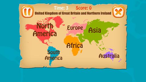 Geography Teacher 玩教育App免費 玩APPs